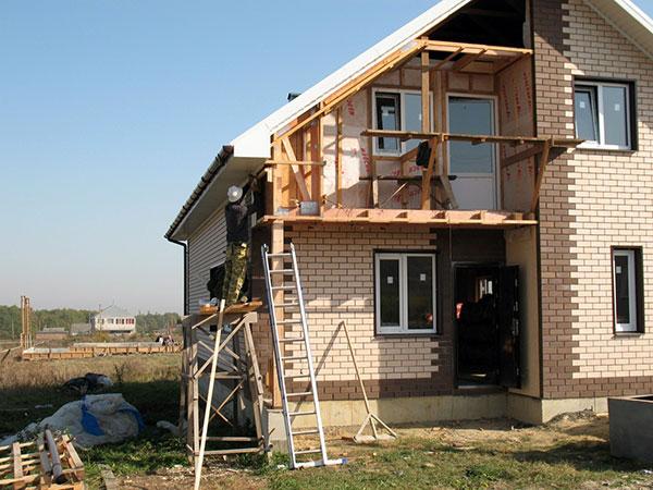 Строительство дачных домов своими руками
