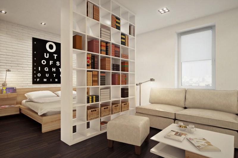 КСБ Основа разделение квартиры на 2 зоны конечно фигня