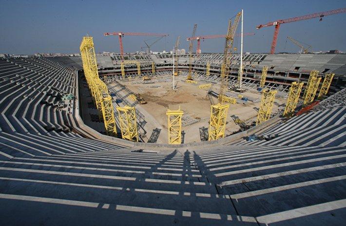 калининград подготовка к чемпионату мира по футболу 2018