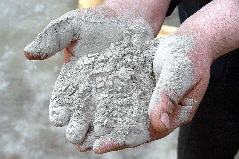 Вяжущее вещество бетон
